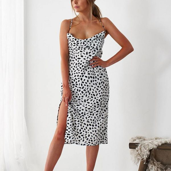 Bohemian Maxi Dress Summer 2020