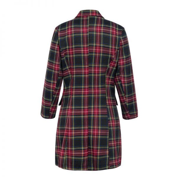 Bohemian Chic Dress Jacket