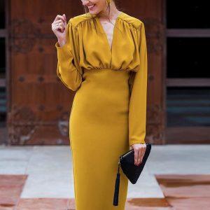 Elegant Bohemian Dress