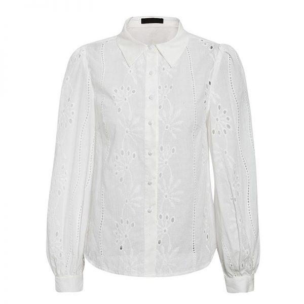 White Bohemian Tunic