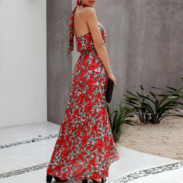Hippie bohemian dress
