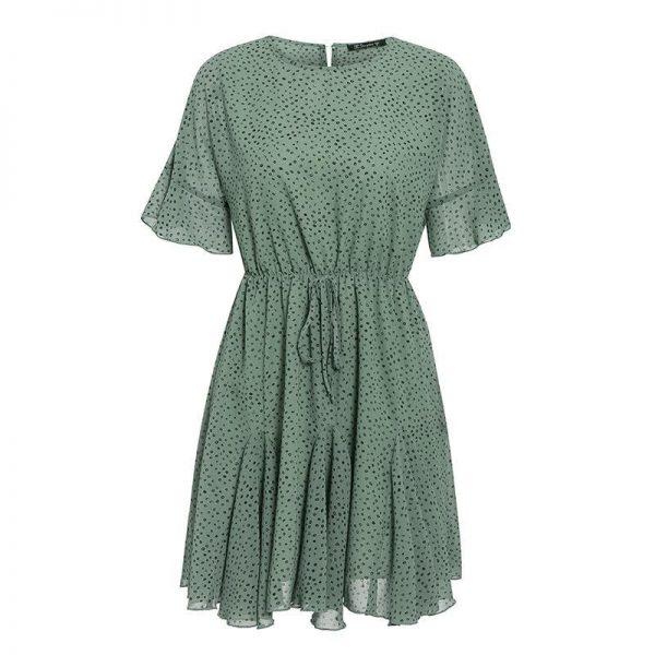 Bohemian Pattern Dress