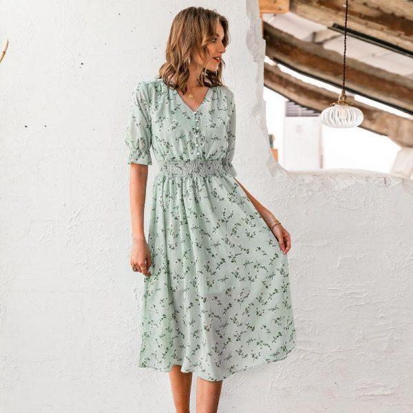 Bohemian Chic Girl Dress
