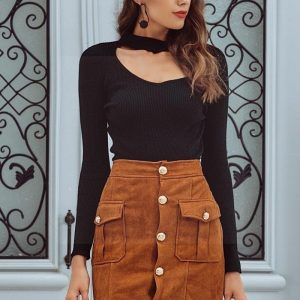 Hippie ethnic skirt