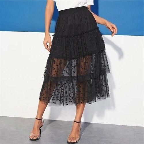 Bohemian chic skirt