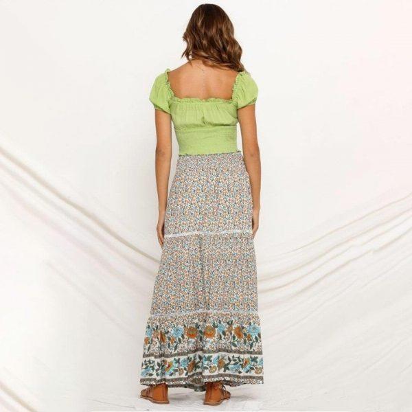 Vintage hippie skirt