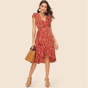 Bohemian dress quebec