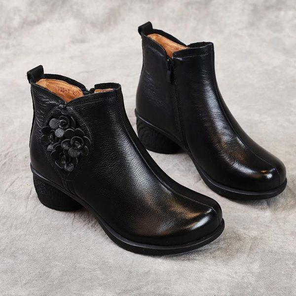 Bohemian Boots Fall Winter