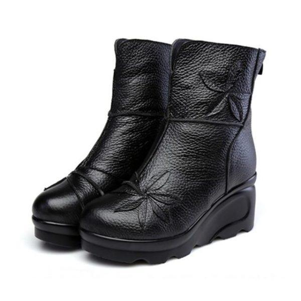 Bohemian High Waisted Boots