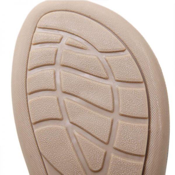 Bohemian Chic Flat Sandals