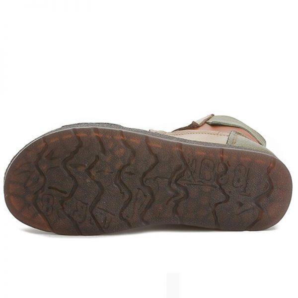 Vintage Retro Style Boots