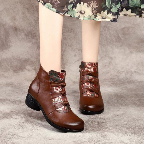 Romantic Bohemian Boots