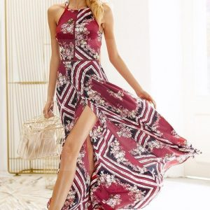 Bohemian spirit maxi dress