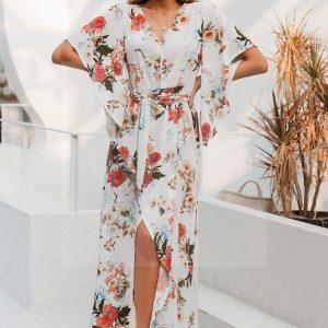 Bohemian chic trend dress